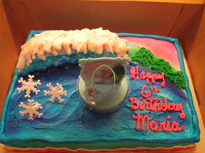 Maria 6th Birthday