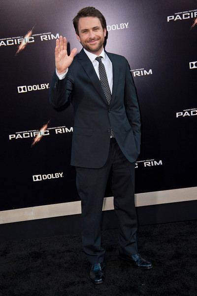 HOLLYWOOD, CA - JULY 09: Actor Charlie Day arrives at the premiere of Warner Bros. Pictures' and Legendary Pictures' 'Pacific Rim' at Dolby Theatre on Tuesday, July 9, 2013 in Hollywood, California. (Photo by Tom Sorensen/Moovieboy Pictures)