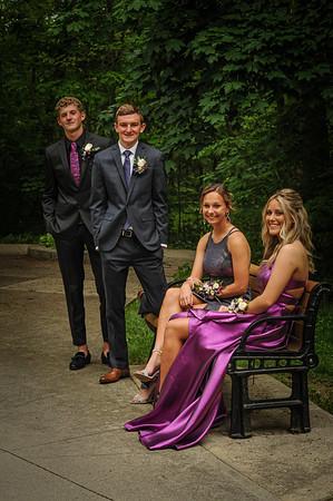 5-15-21 BHS Senior Prom (Eden and Friends)