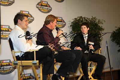 NASCAR Night of Champions Touring Awards Gala 12/11/10 Charlotte NC