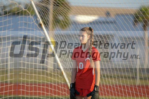 SHS Girls Soccer JV 1-18-19