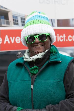 2013 Cleveland Saint Patrick's Day Parade - Spectators