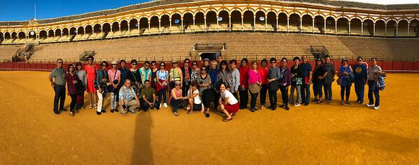 Evora - Seville