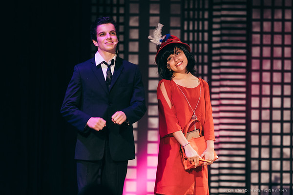 11.18.2016 CRJH Thoroughly Modern Millie