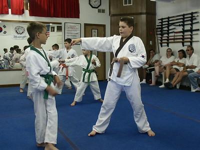 William Etter's Karate History