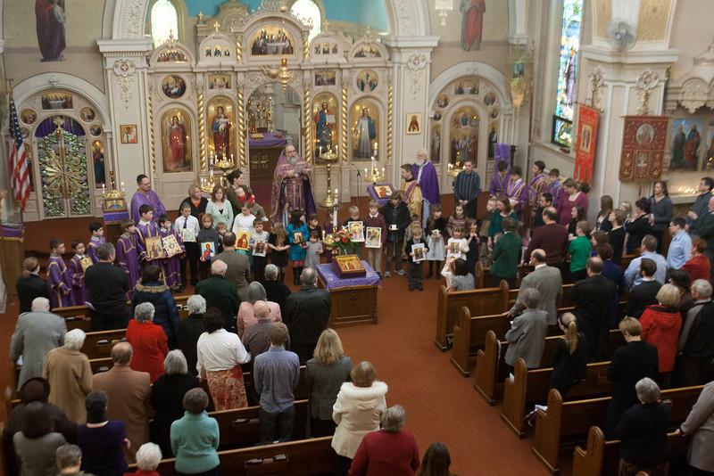 Lent & Pascha 2011