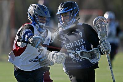 3/29/2015 - U14 Boys - Israel vs. Westchester Select - Hewlett High School, Hewlett, NY (New York Showcase)