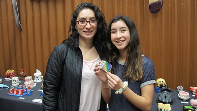 Art Show Flourishes With Creativity at LCHS