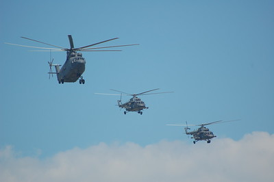2016-05-09, Air parade on the Victory Day