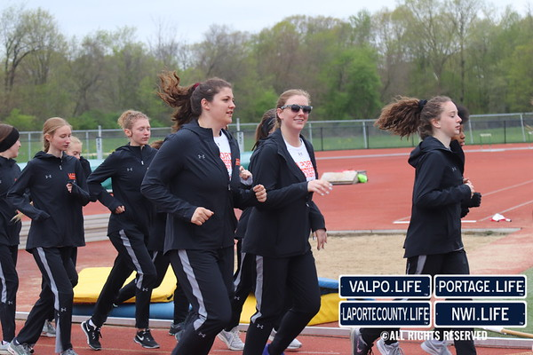 DAC Girls Track Invitational 2019