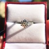 1.32ct Old European Cut Solitaire by Vatche, GIA I VS 23