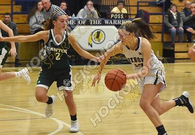 Foxboro - Canton Girls Basketball 12-14-18