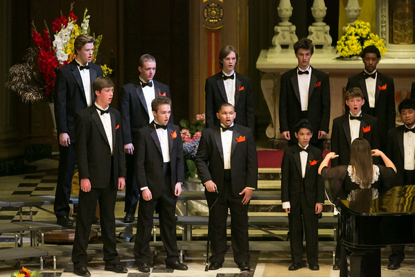 4. West Anchorage Men's Choir
