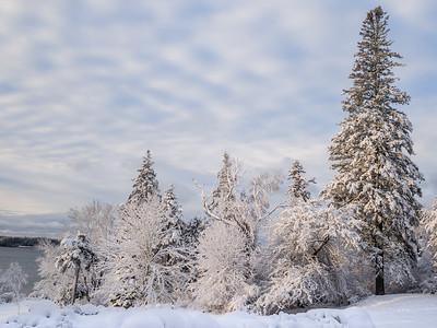 First Snow 2017-18