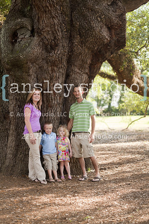 Harrell Family Session