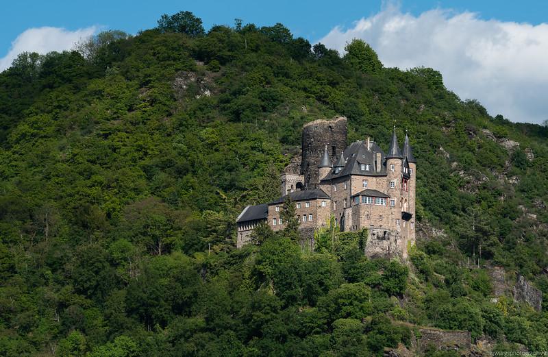 Castles of River Rhine