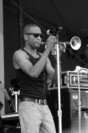 trombone shorty jazz fest 12