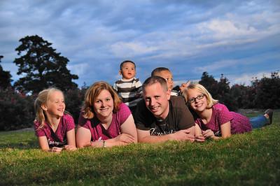 Burris Family 2009