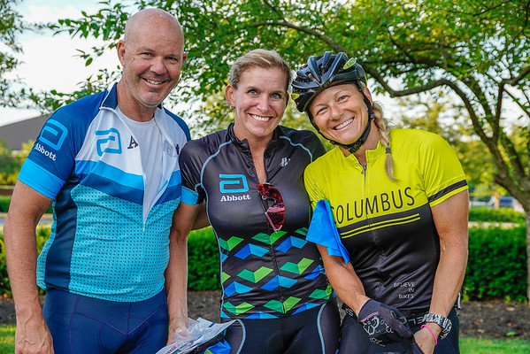Ridge Runner Ramble 2018 Pre Ride