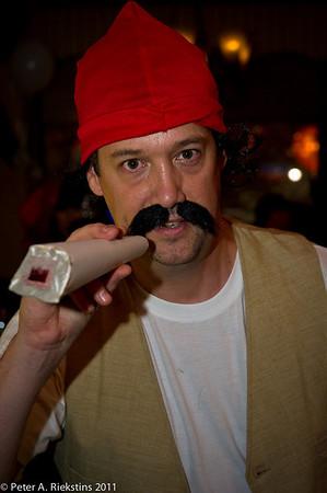 Halloween 2011 with Sugarush