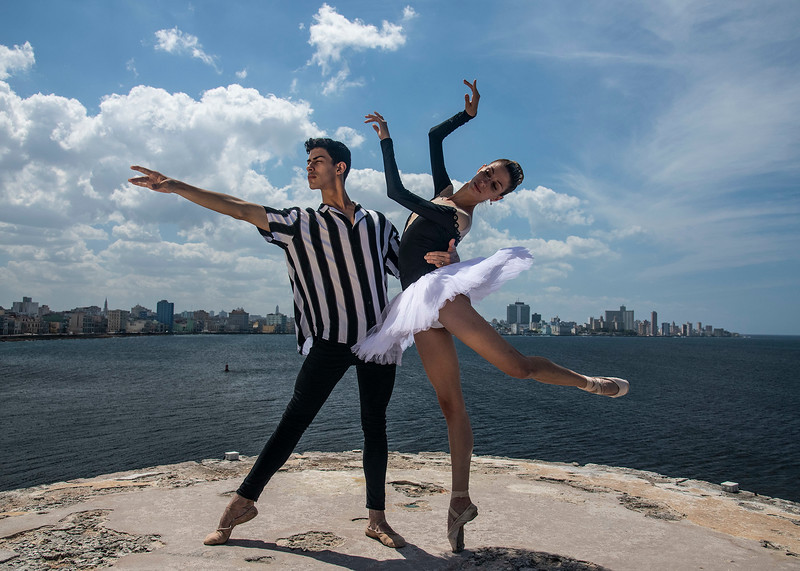 Fernando and Ailadi (Ballet)