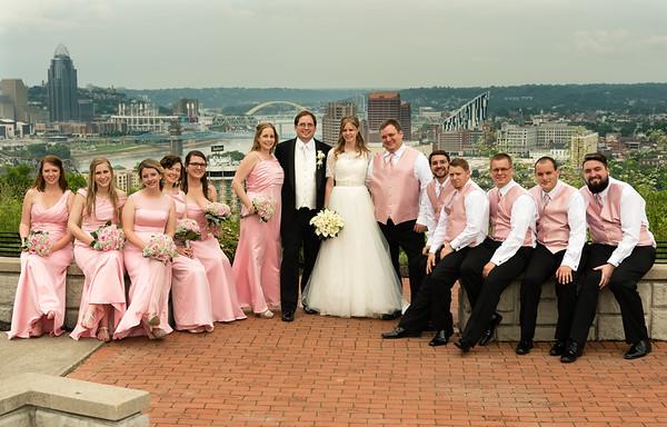 The LeSaint Frazier Wedding