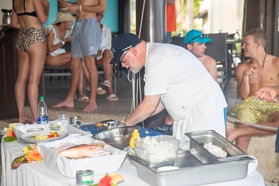 Chef Alyn Williams | Grand Isle |  August 12-13, 2021