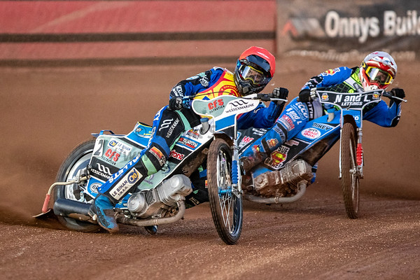 Birmingham Brummies vs Berwick Bandits 11th Sept 2019