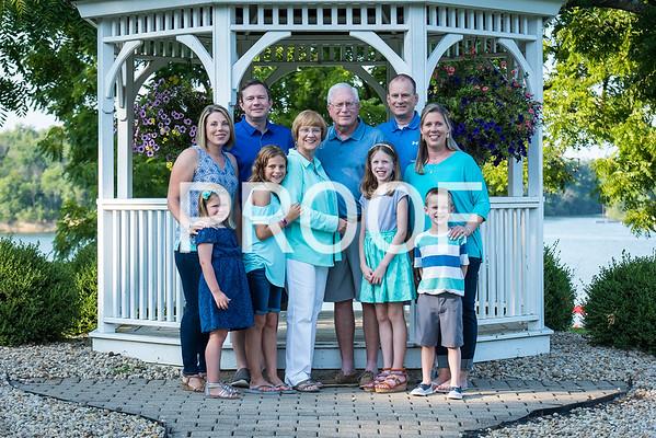 McMillen Family: Summer 2018