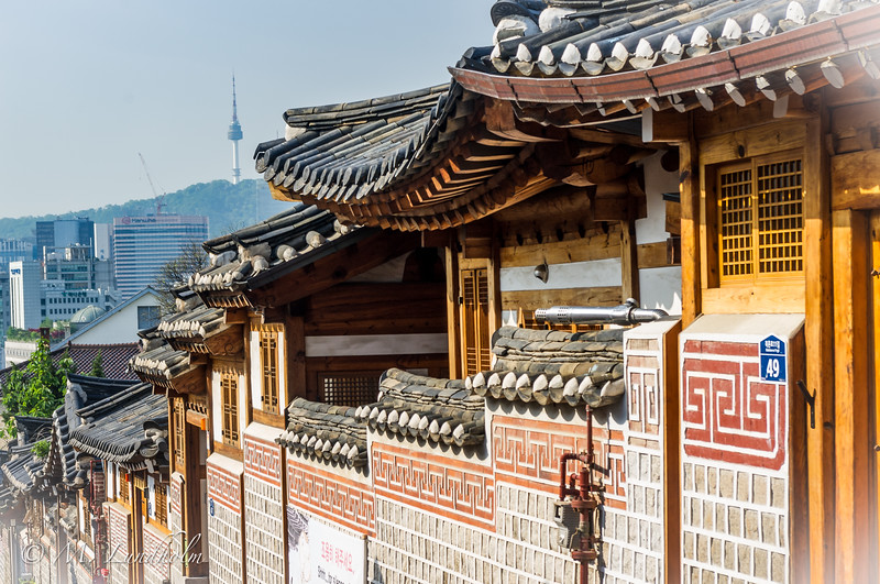Bukchon Old Quarter