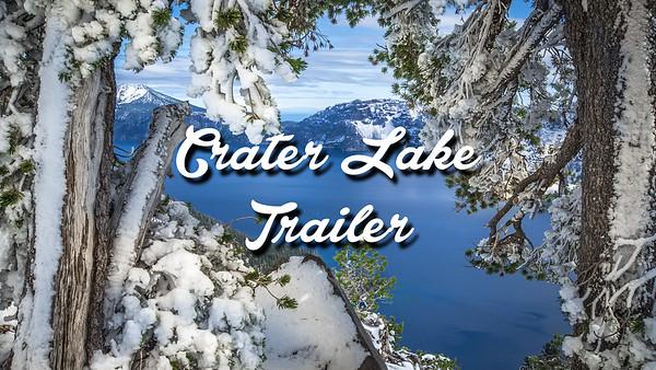 Crater Lake Trailer