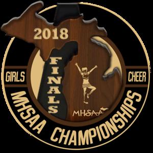 2018 0303 MHSAA Cheer Finals