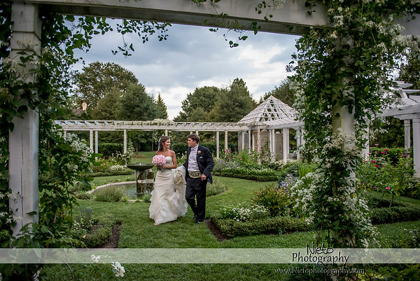 Marci & Weston - 2nd  - Ferrington Village Wedding