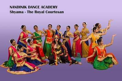 Shyama Cast