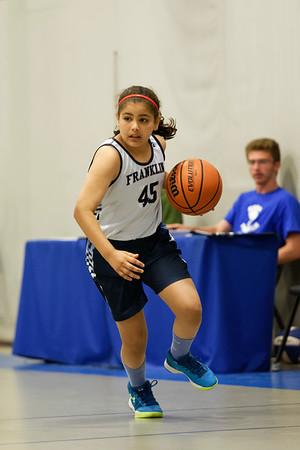 2018-07-26 - Summer Basketball - Franklin vs. Attleboro