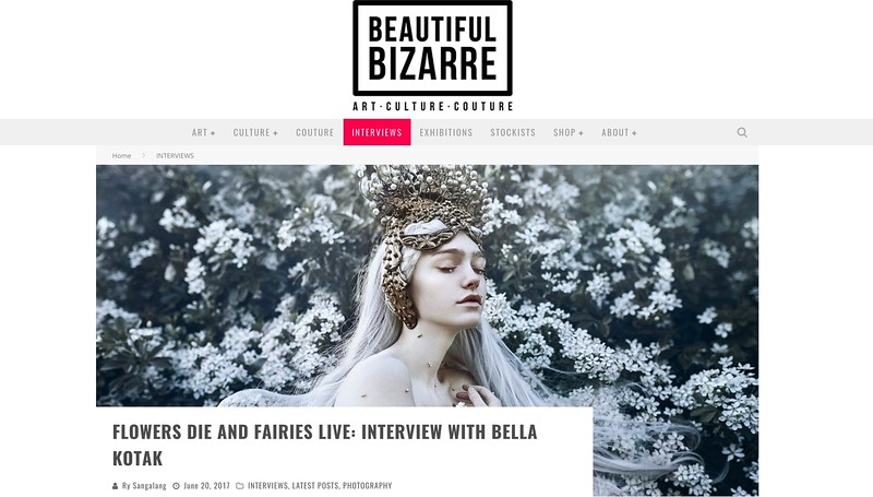 Beautiful Bizarre Magazine | 2017