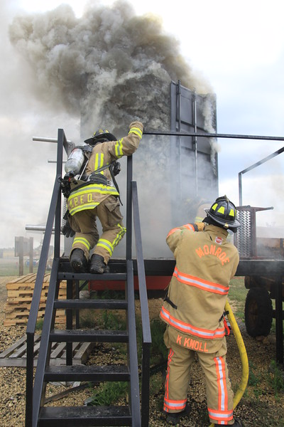 Monroe Fire School 2013