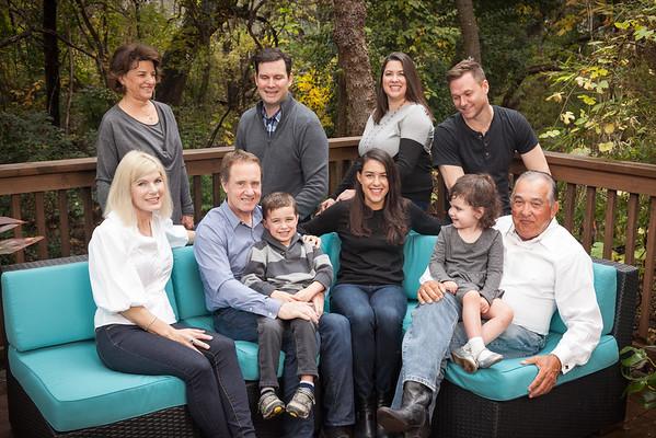 Andrew Sullivan Family