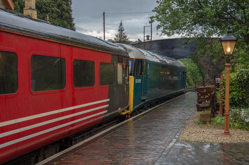 50008 'Thunderer', Arley