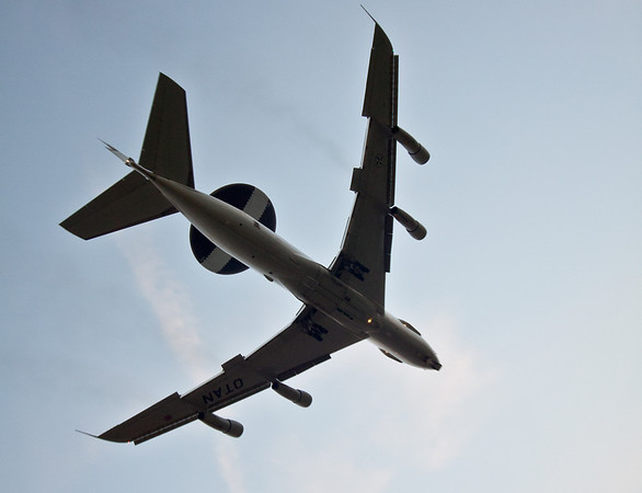 RAF Mildenhall : 23rd March