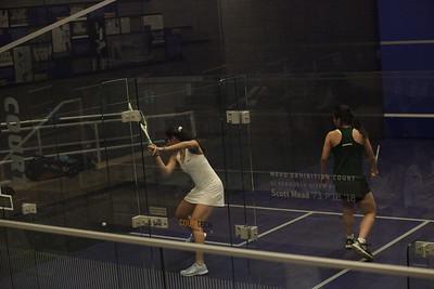 Girls Squash