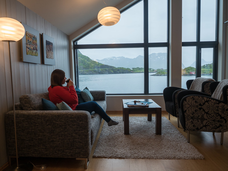 Hamn i Senja suite