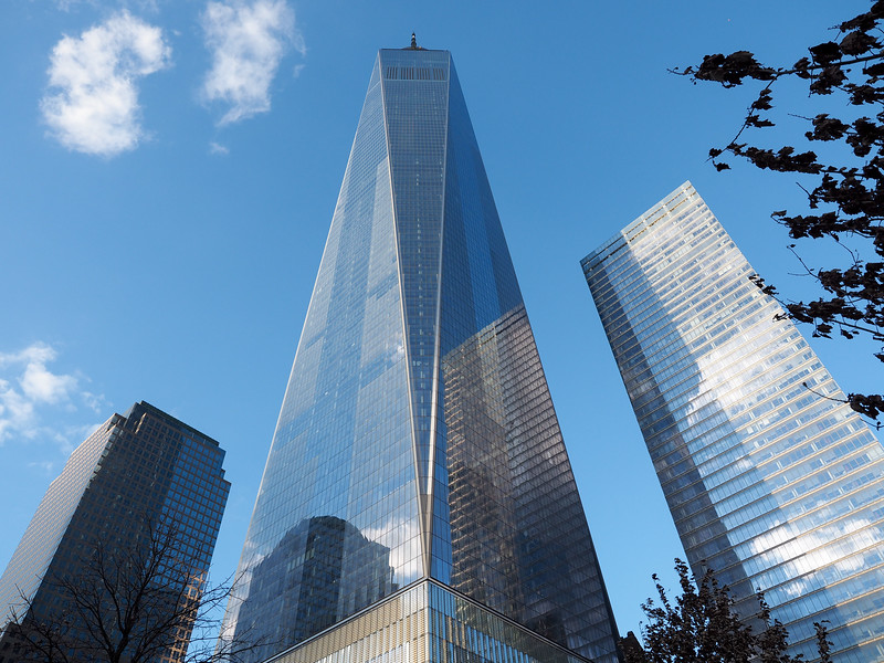 Freedom Tower in New York City
