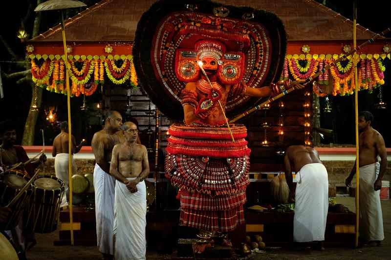 Karinthara Nair Theyyam