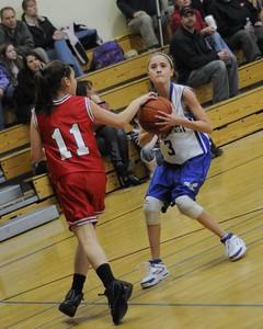 2009-2010 Middle School Basketball