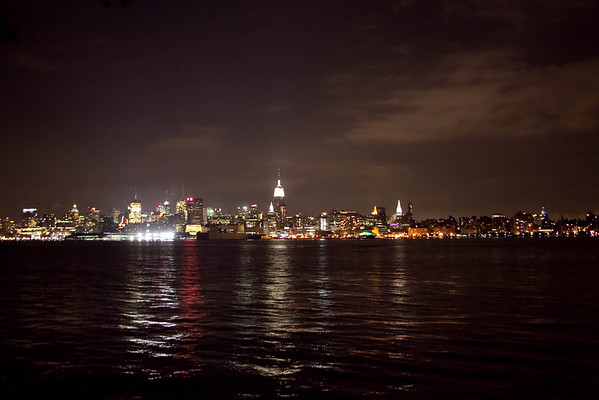 New York City, August 2009