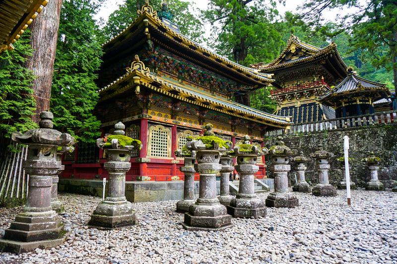 Nikko Toshogu shrine complex
