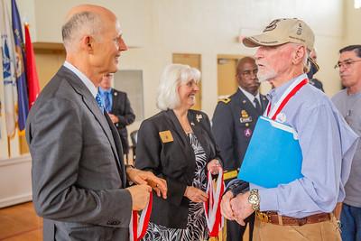 5-22-18 Deland Veterans Service Awards
