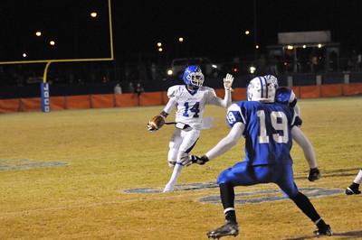 Wilcox County vs Johnson County 11/19/2010