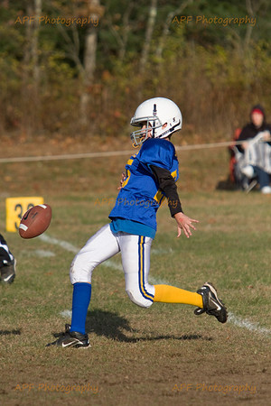 Belchertown vs. Quabbin - 10/23/10 (Saturday)